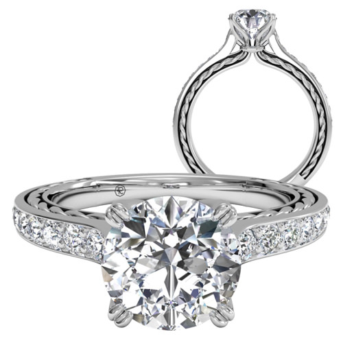 Ritani Ring | Ventura Jewelers | Van Gundys