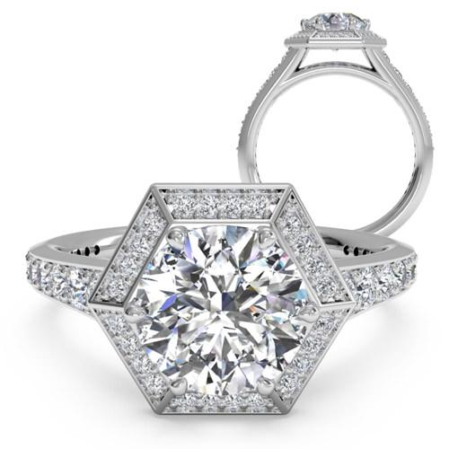 Engagement Ring | Van Gundy Jewelers | Ventura, CA