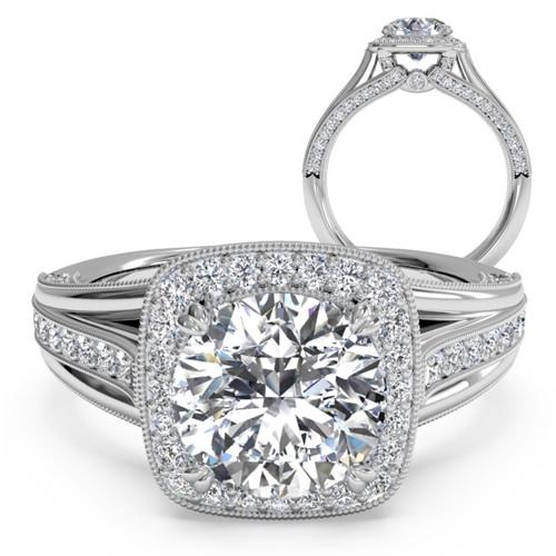 Ritani Ring | Van Gundy Jewelers | Ventura, CA
