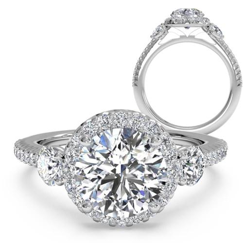 Ritani Ring | Van Gundys | Ventura Jewelers