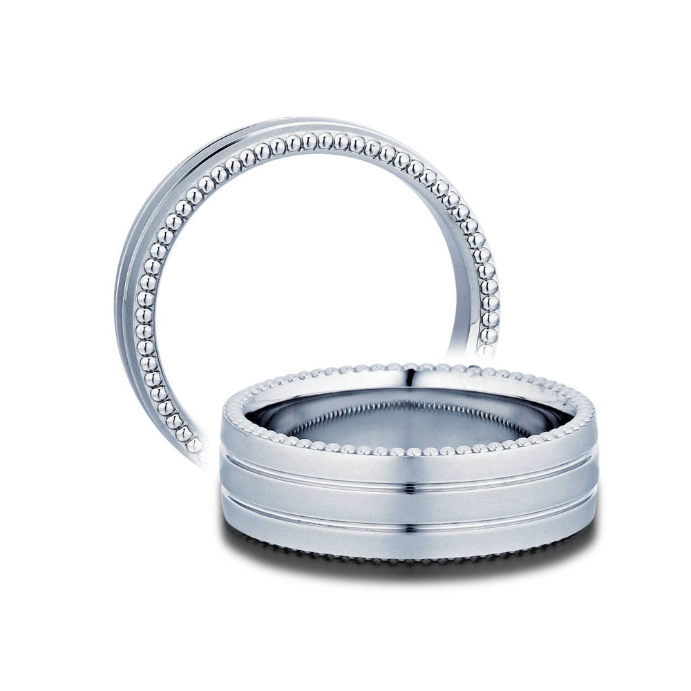Silver Wedding Bands | Camarillo CA | Van Gundy Jewelers