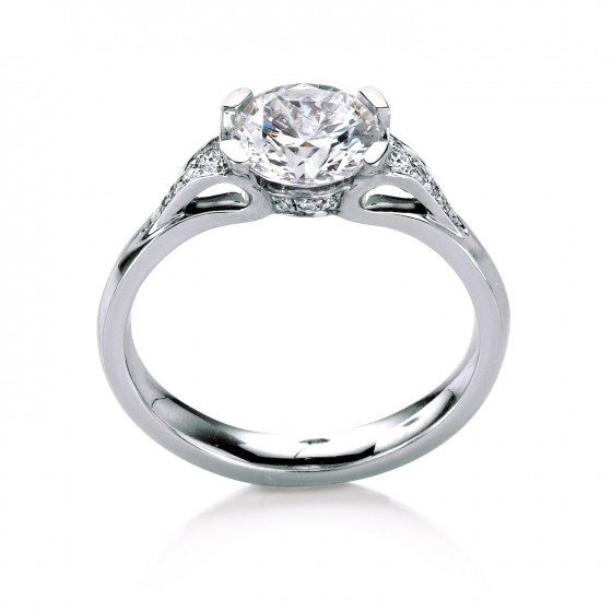 Maevona Ring | Ventura CA Jeweler | Van Gundy Jewelers