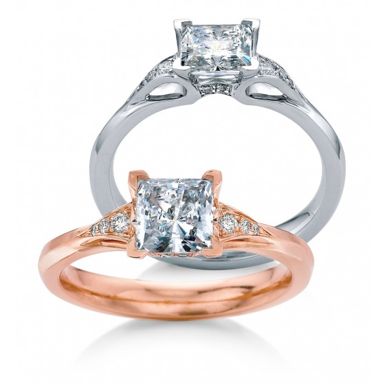 Engagement Ring | Camarillo CA Jewelers | Van Gundys