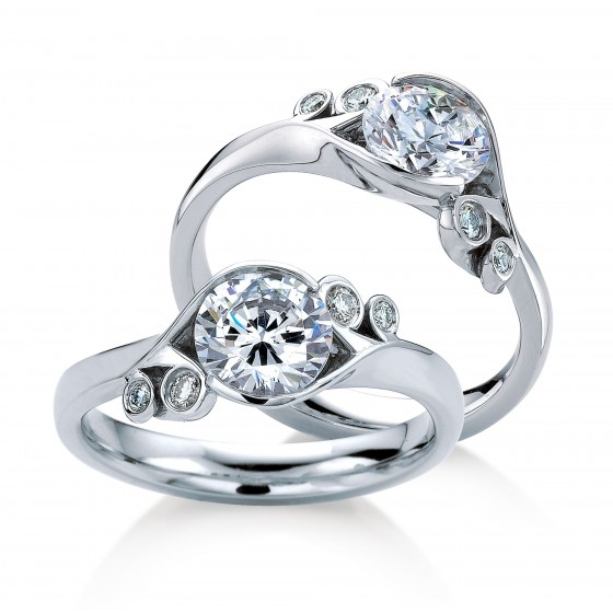 Engagement Ring | Ventura CA | Van Gundy Jewelers