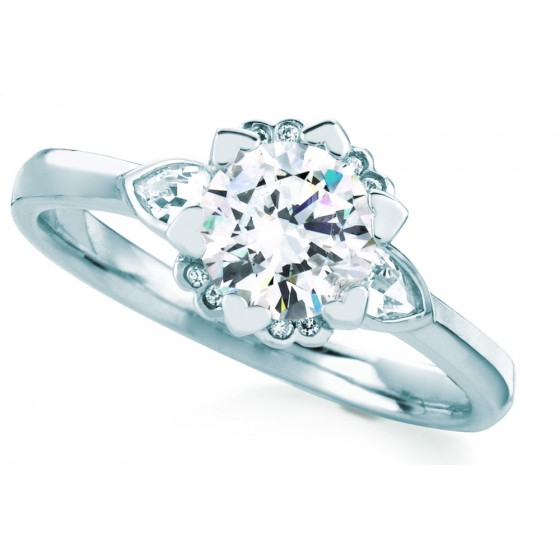 Diamond Ring | Ventura CA | Van Gundy Jewelers