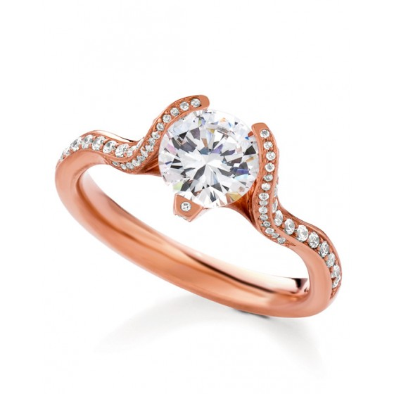 Diamond Ring | Camarillo Jewelers | Van Gundys