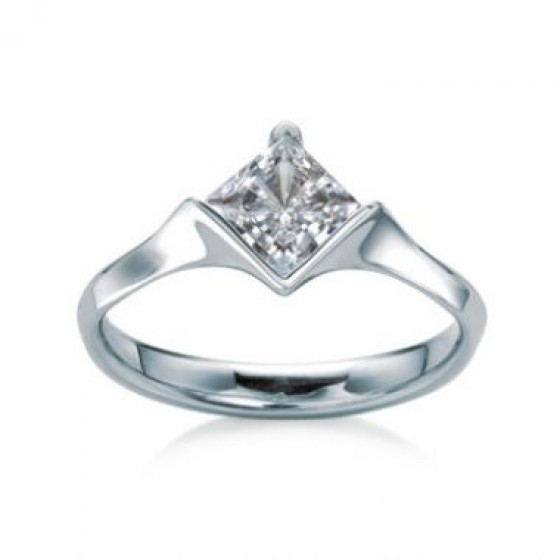 Diamond Engagement Ring | Camarillo | Van Gundy Jewelers