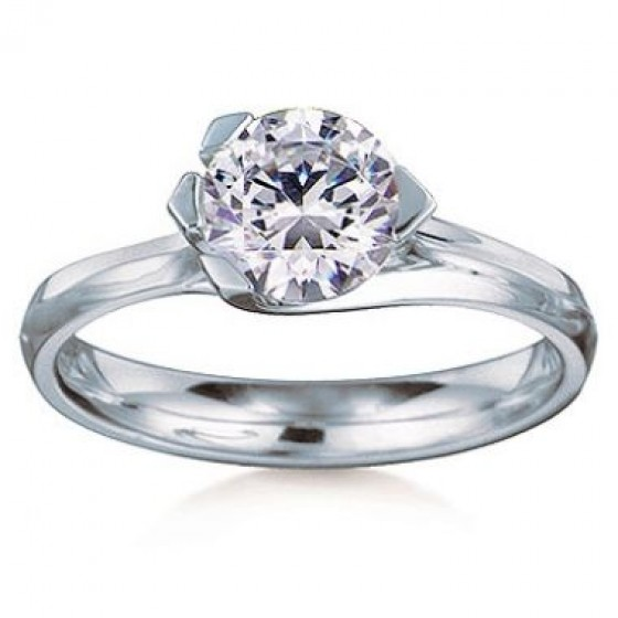 Diamond Engagement Ring | Ventura | Van Gundy Jewelers