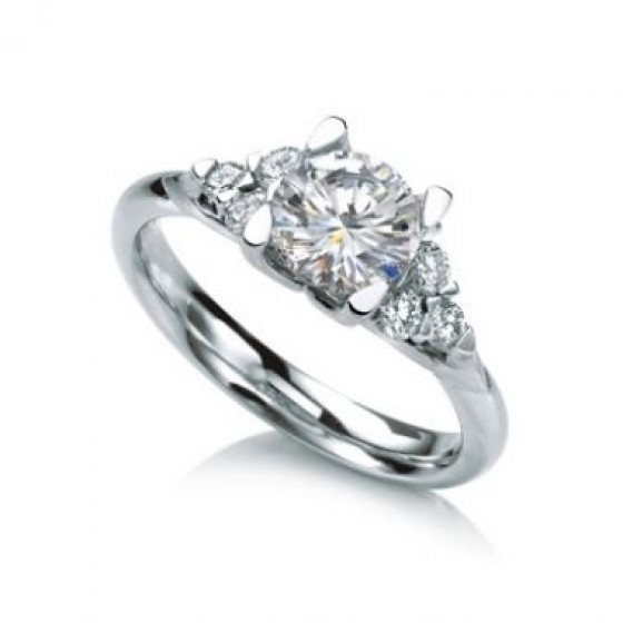 Diamond Ring | Camarillo Jeweler | Van Gundys