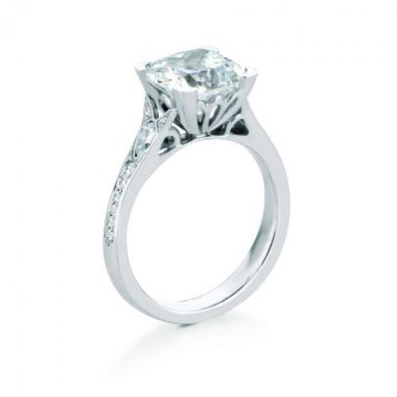 Diamond Ring | Ventura | Van Gundy Jewelers