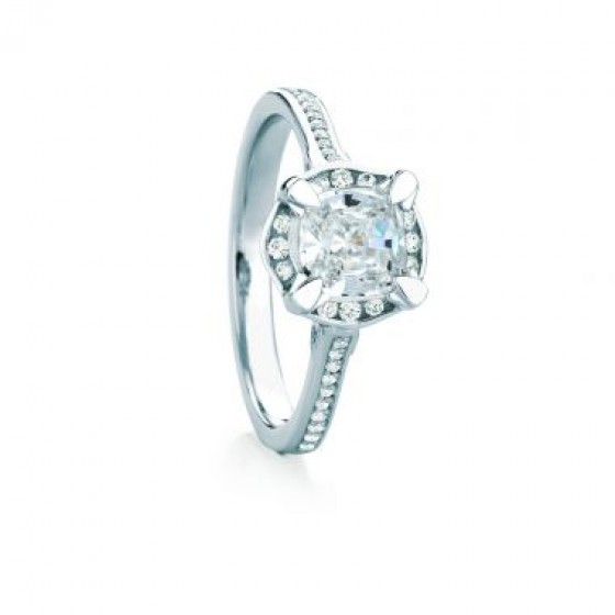 Diamond Ring | Camarillo CA | Van Gundy Jewelers
