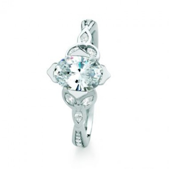 Ring Diamond | Ventura | Van Gundy Jewelers