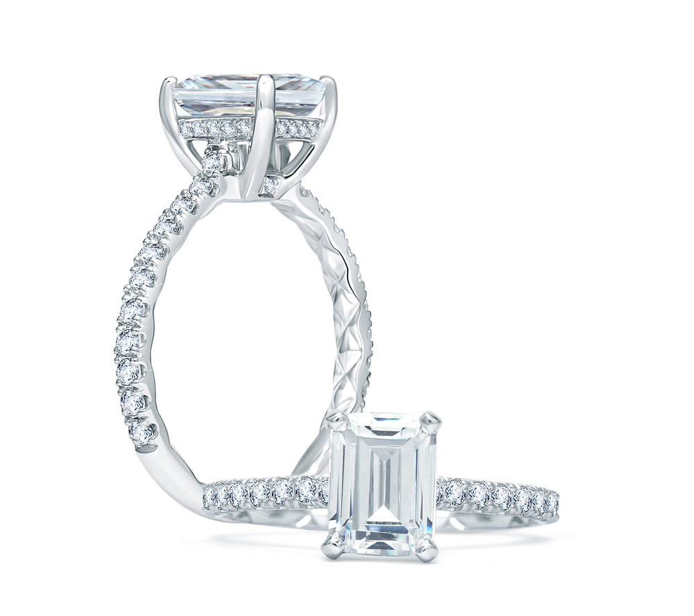 A.Jaffe Rings | Van Gundy Jewelers | Camarillo, CA
