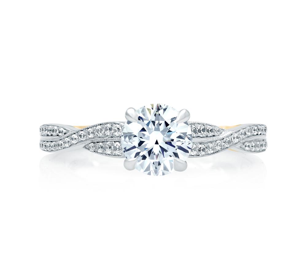 A.Jaffe Rings | Ventura, CA | Van Gundy Jewelers