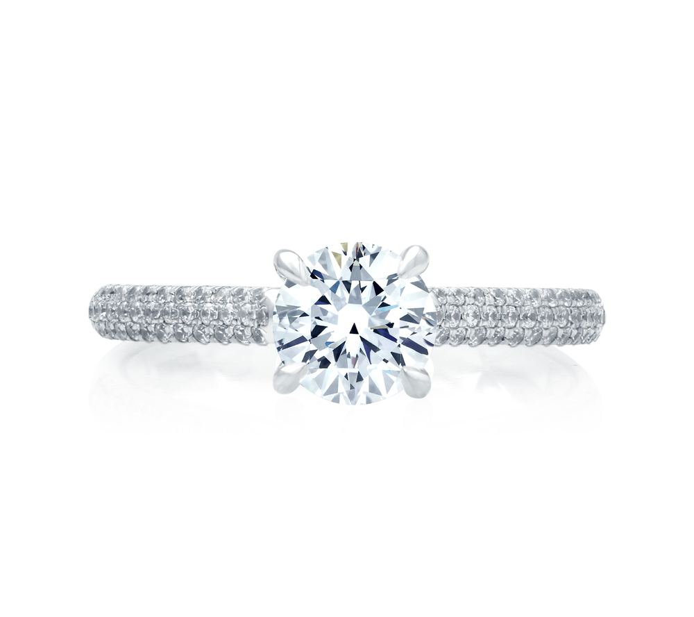 A.Jaffe Rings | Camarillo, CA | Van Gundy Jewelers