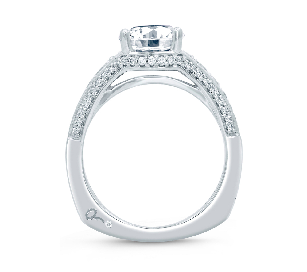 Engagement Ring | Camarillo, CA | Van Gundy Jewelers