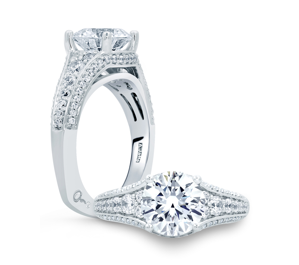 Engagement Ring | Ventura, CA | Van Gundy Jewelers