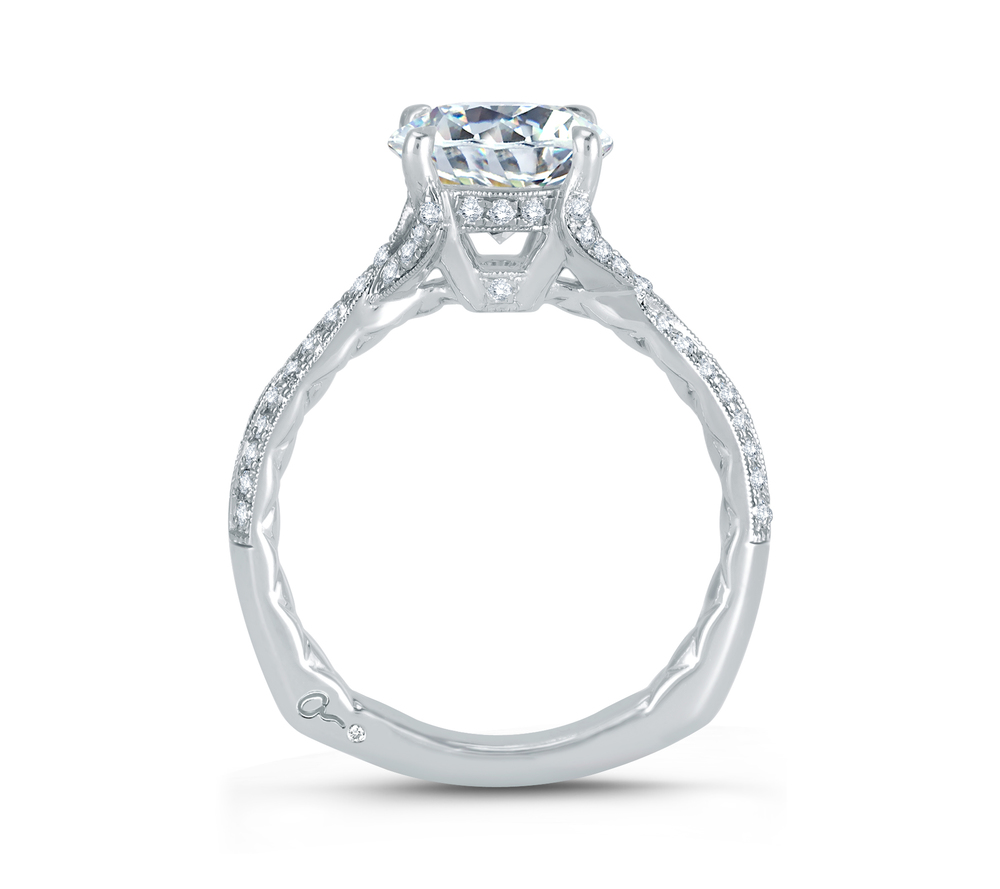 Engagement Ring | Ventura Jewelers | Van Gundys