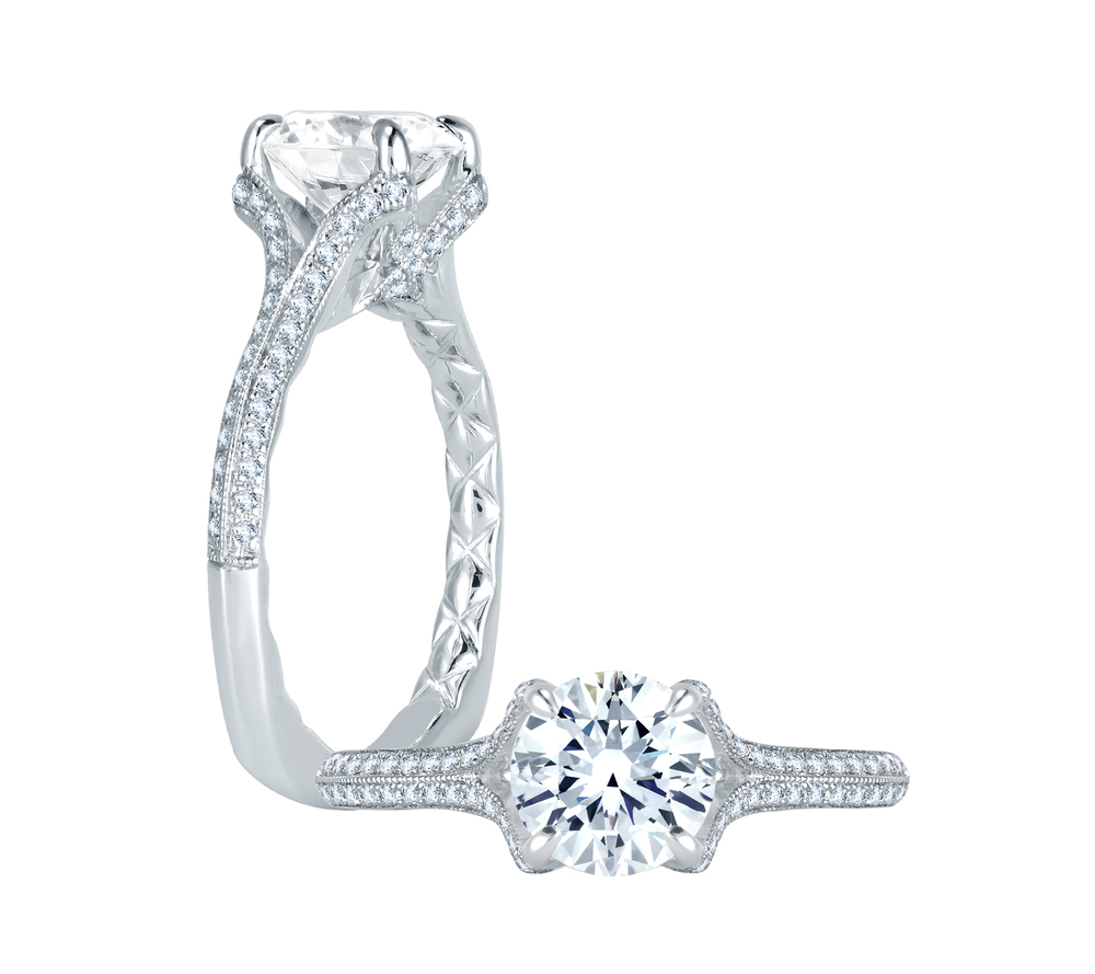 Diamond Ring | Ventura Jewelers | Van Gundys