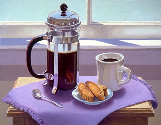 Biscotti & Coffee