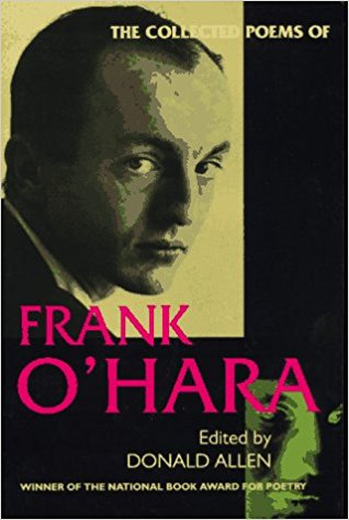Kerouac: You're ruining American poetry, O'Hara.  O'Hara: That's more than you ever did for it, Kerouac.