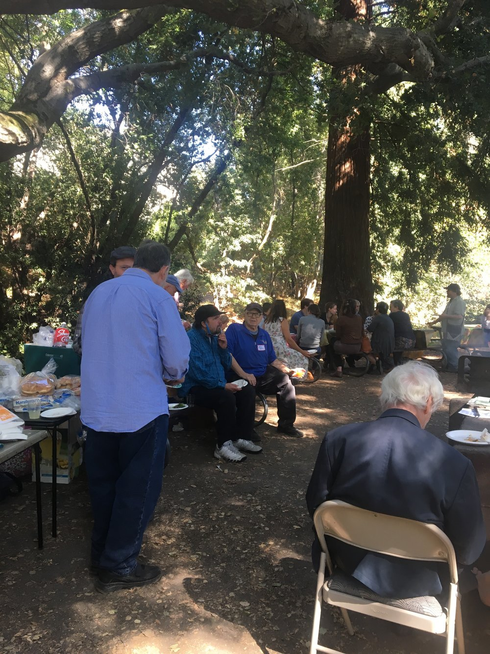 Meeting picnic October 2017