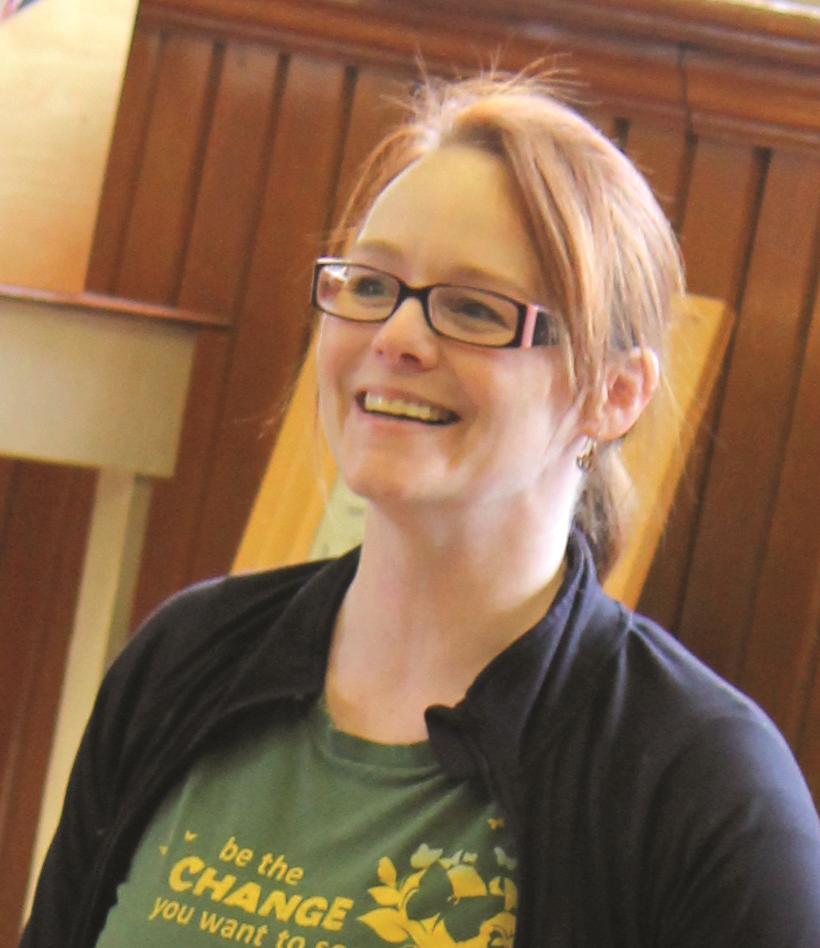 Molly McManus:Duluth, MN