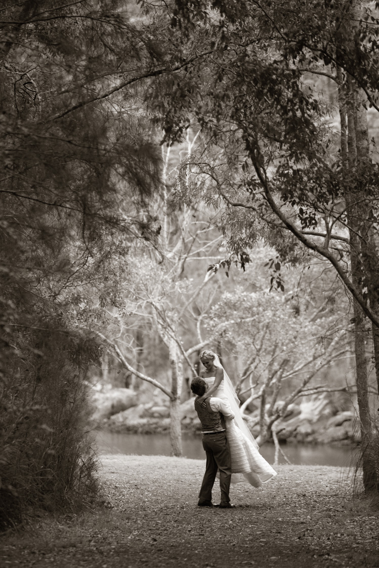 Here is one of my favourite photos from my own wedding last year at McCarrs Creek Reserve, Church Point. Happy Valentines Day to my amazing husband Russ x   Photo: McBride Studio -  http://mcbridestudio.com/