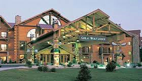 A Great Wolf Lodge location