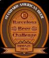 Bronze 2016 Barcelona Beer Challenge