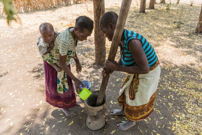 ABC News - Malawi Drought