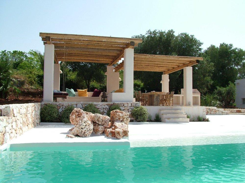 Villa Itrea , Puglia