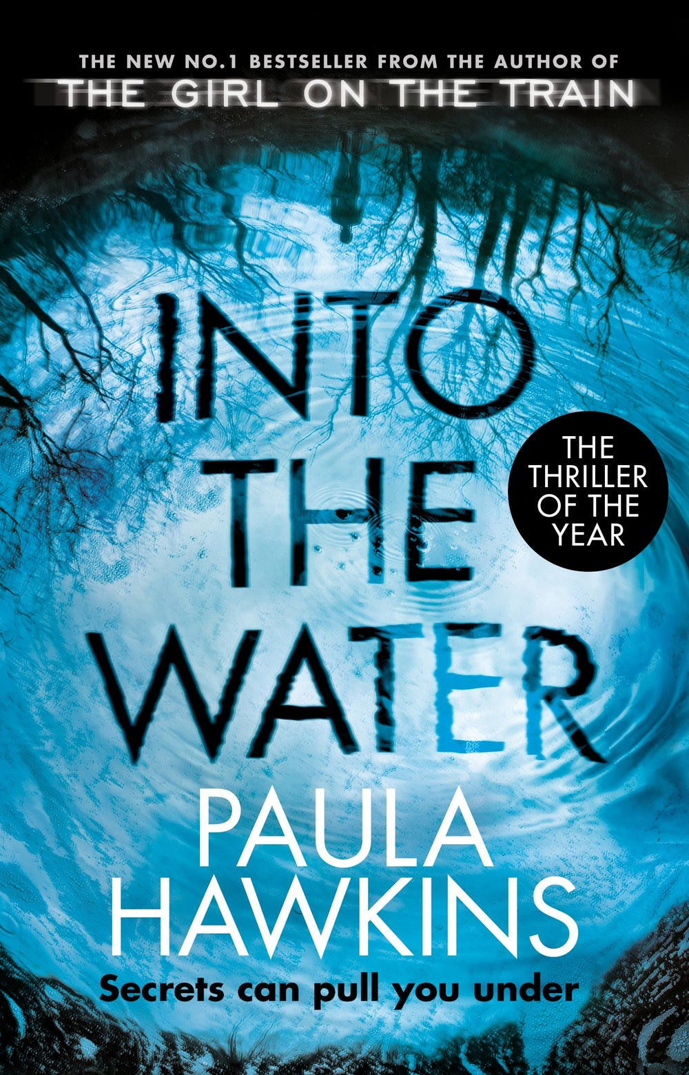 Into the Water , Paula Hawkins