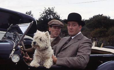 J&W in car with dog.jpg