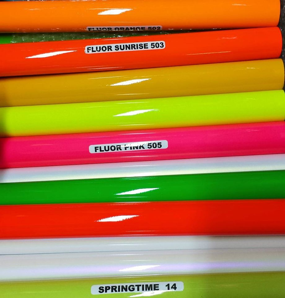 Some of the wonderful colours available to choose from for your bike design!