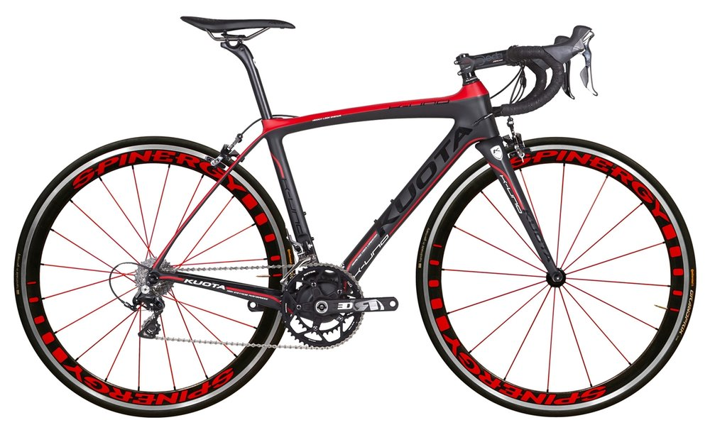 Kuota K-Uno 2017 carbon fiber road bike