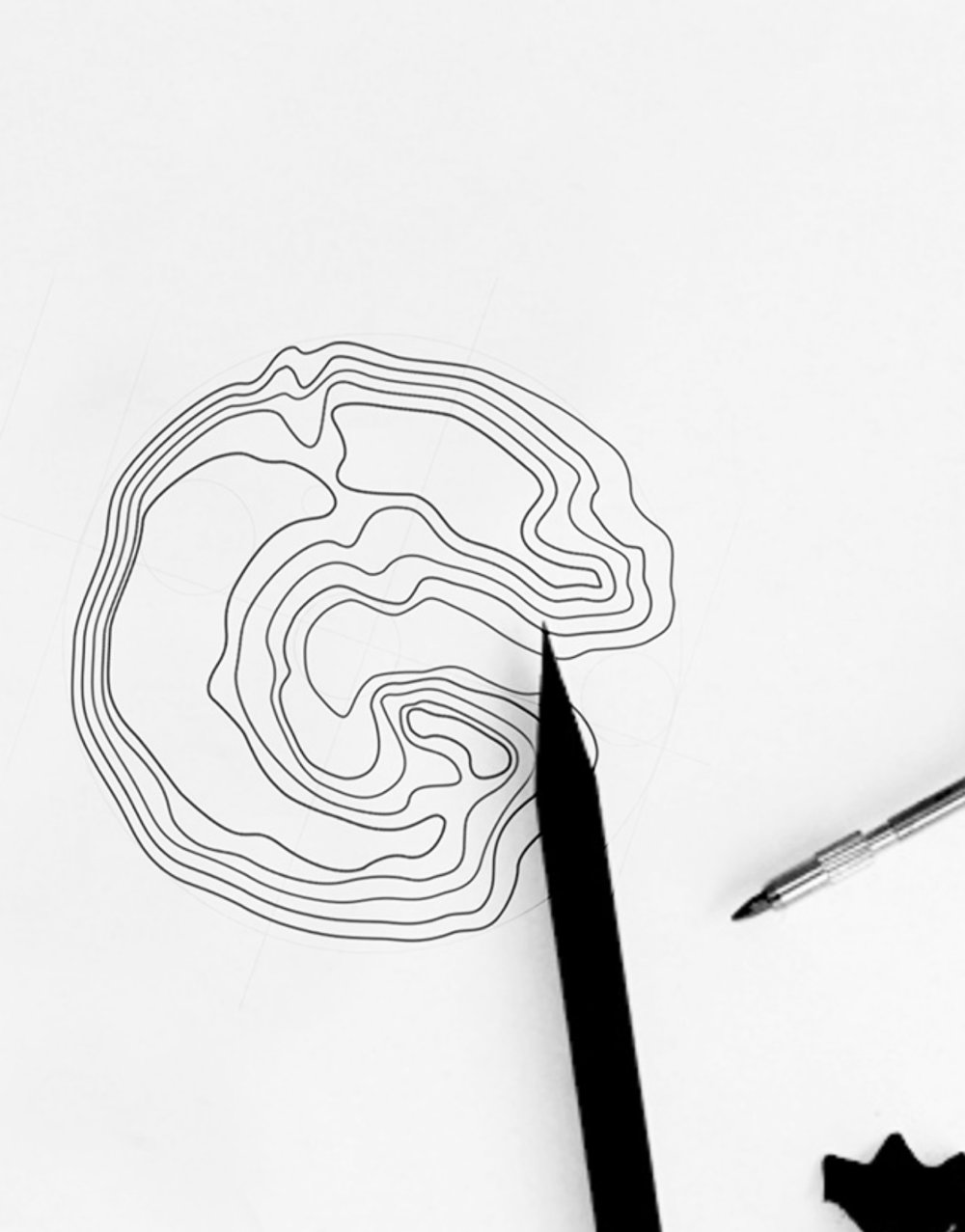 inspiration design de matière hello