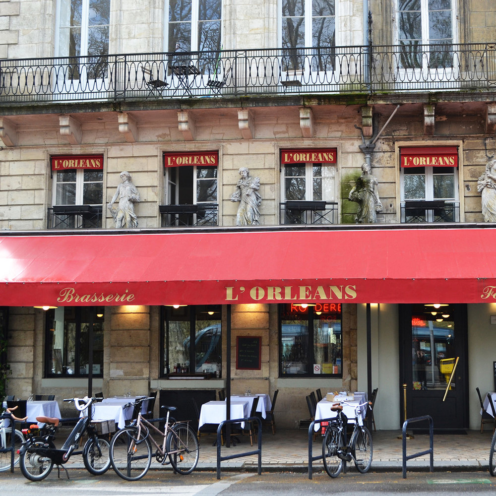façade brasserie orléans hello