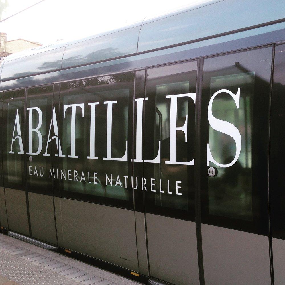 tram abatilles vinexpo 2015 hello
