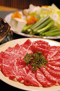 Premium Wagyu Beef Shabu Shabu or Sukiyaki