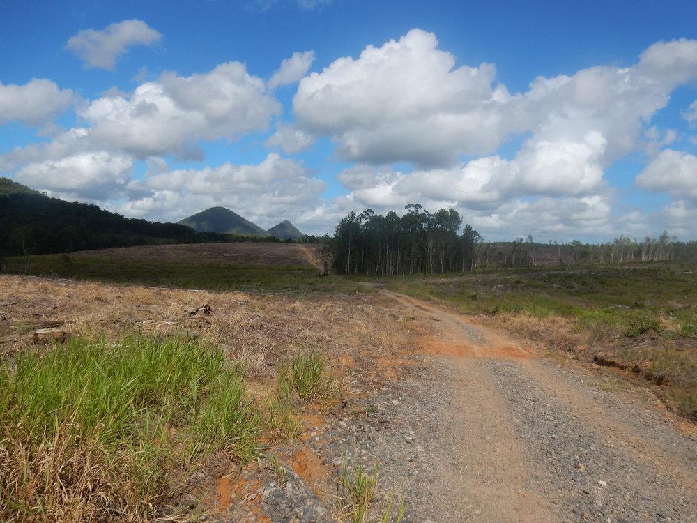 Mount Tunbubudla (East & West)