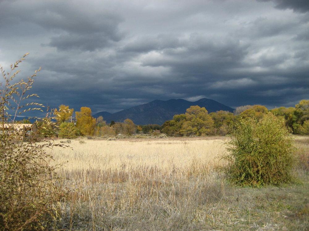 Taos Mountain, New Mexico, 2011