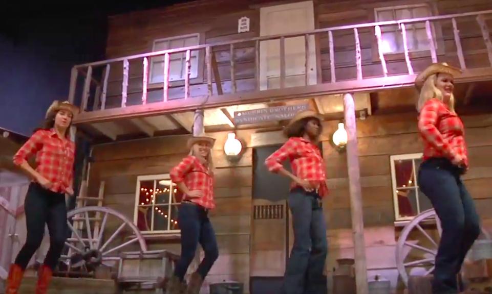 Western Dancers