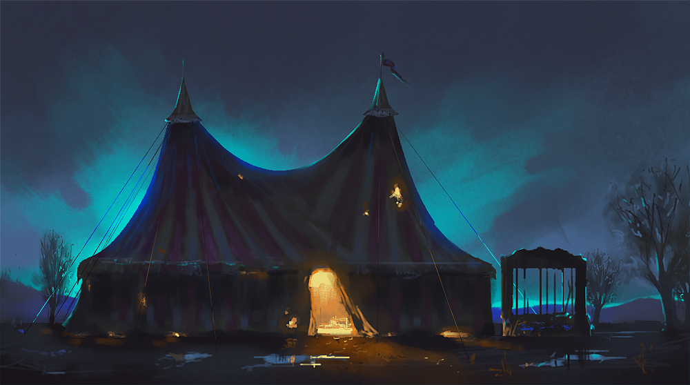 Abandoned Circus radiating lines.jpg