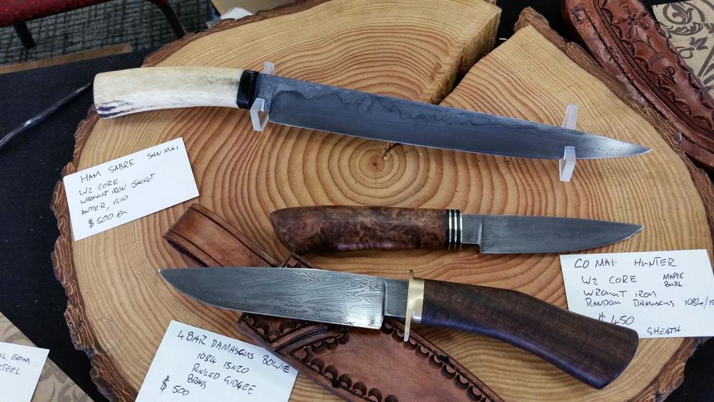 Eveleigh Works | Blacksmith, Knife-making & Tool-making courses