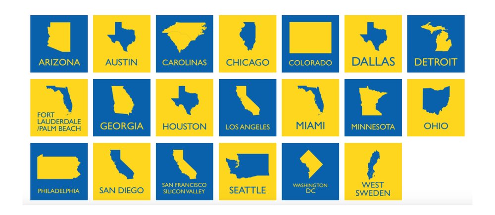 SACC-USA - Regional Chambers
