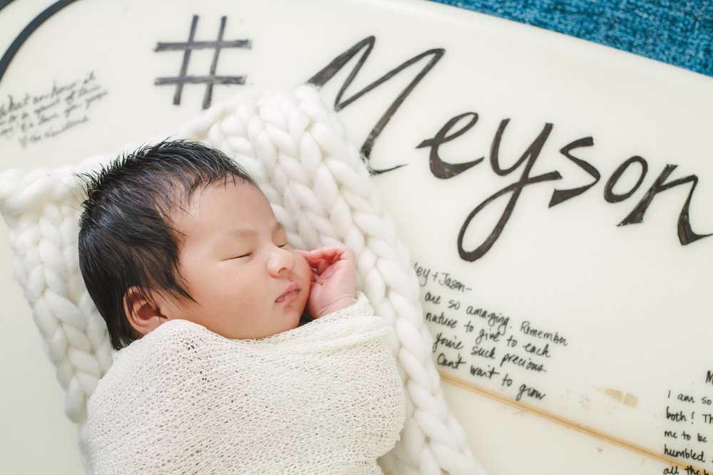 Mey | Lawyer | The Colony TX - No one wants their baby session to be cookie-cutter. It was great to be able to share a vision and have it come to fruition. Jessica is a phenomenal photographer (and also a baby-whisperer).