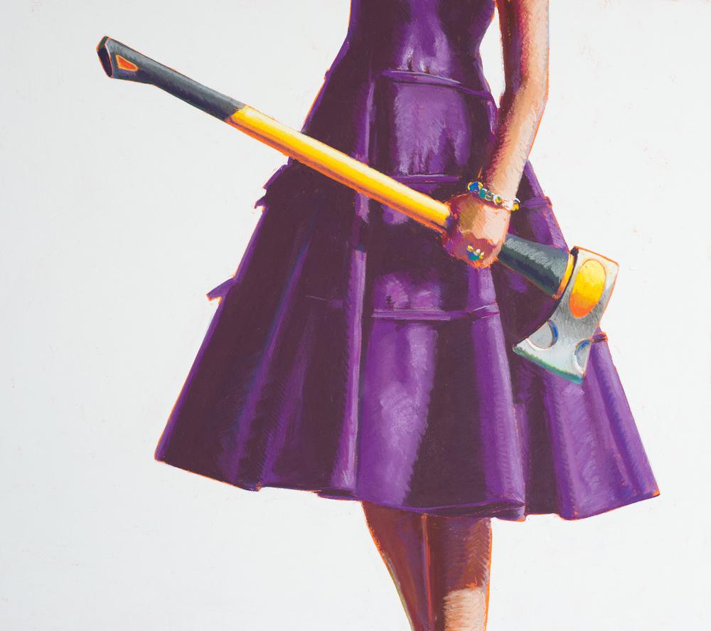 Purple Study, 2013