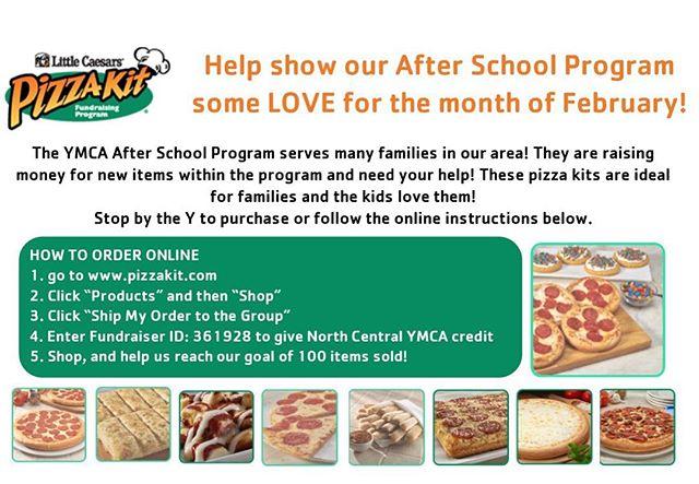 Help us reach our goal!🍕