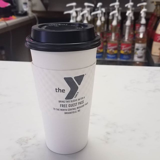 Do you love coffee?!?! Do you love the Y?!?! We have the perfect combo for you! Get a cup of coffee from Ginnie's and a free guest pass to the Y!  #ginniesresturant #ncmymca #coffee